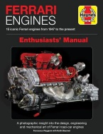 FERRARI ENGINES ENTHUSIASTS\' MANUAL