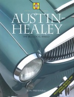 HAYNES CLASSIC MAKES SERIES : AUSTIN-HEALEY