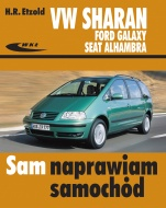 INSTRUKCJA FORD GALAXY, SEAT ALHAMBRA, VW SHARAN