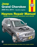 INSTRUKCJA GRAND JEEP CHEROKEE (2005-2009)