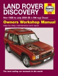 INSTRUKCJA LAND ROVER DISCOVERY 2 TD5 (1998-2004)
