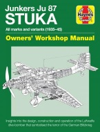 JUNKERS JU 87 STUKA (All marks and variants 1935-45) informator Haynes