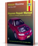 INSTRUKCJA NISSAN MAXIMA (1993-2004) - Haynes Repair Manual