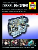 SILNIKI WYSOKOPRĘŻNE (ORGINALNY TYTUŁ : THE HAYNES MANUAL ON DIESEL ENGINES)