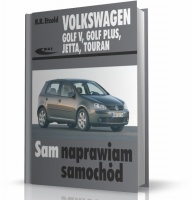 INSTRUKCJA VW GOLF V, VW GOLF PLUS, VW JETTA, VW TOURAN