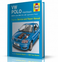 INSTRUKCJA VW POLO HATCHBACK (2000-2002)